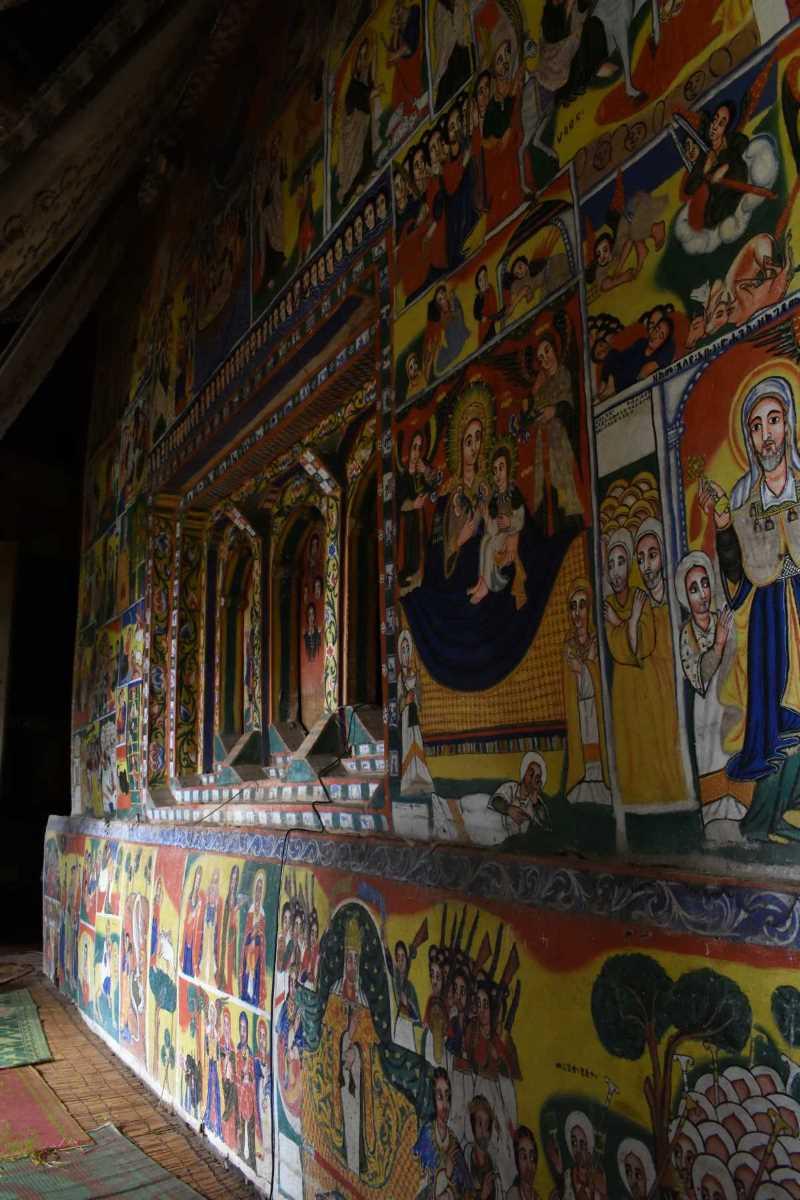 Bahar Dar chiese
