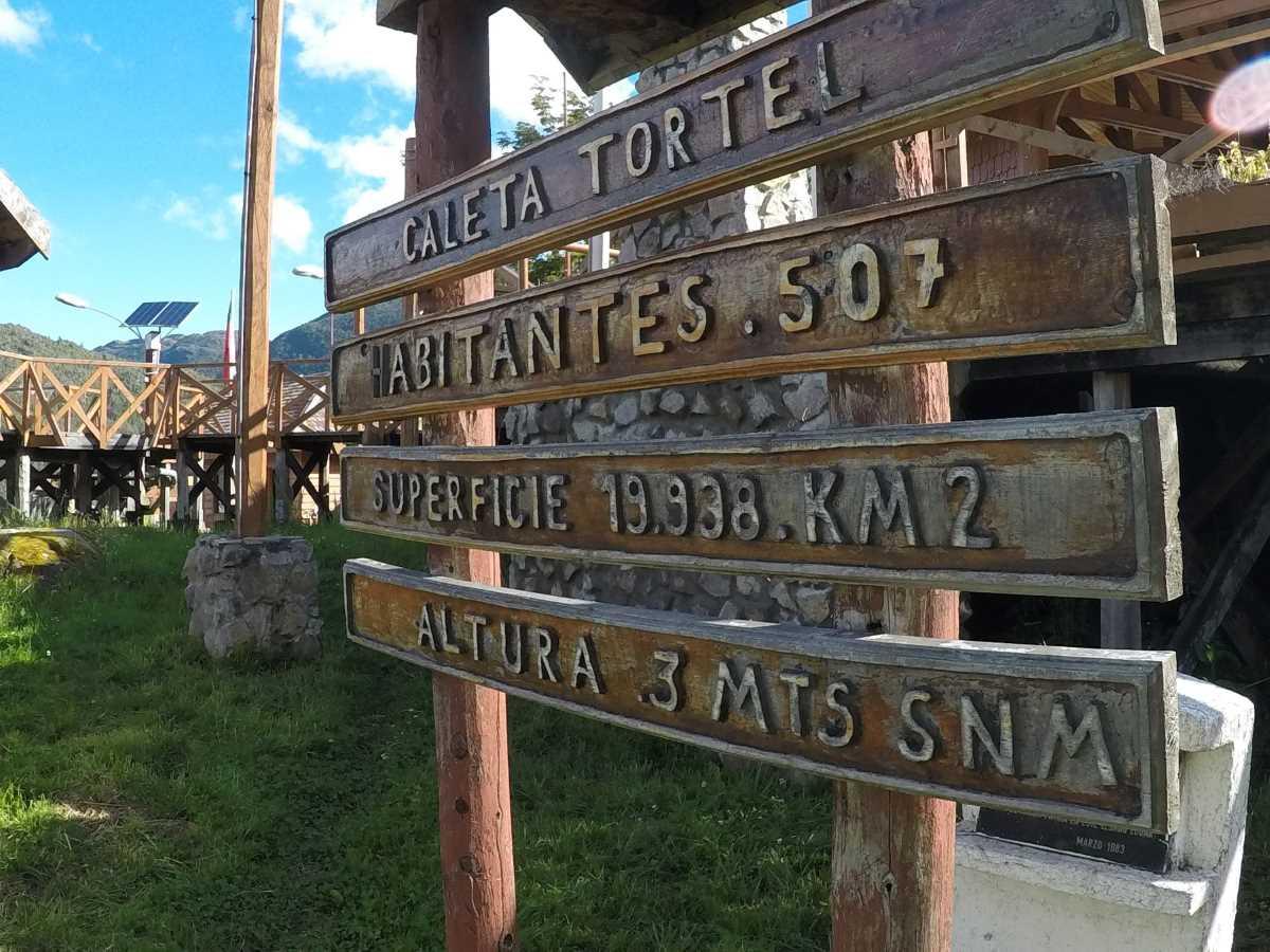 Carretera Austral Caleta Tortel