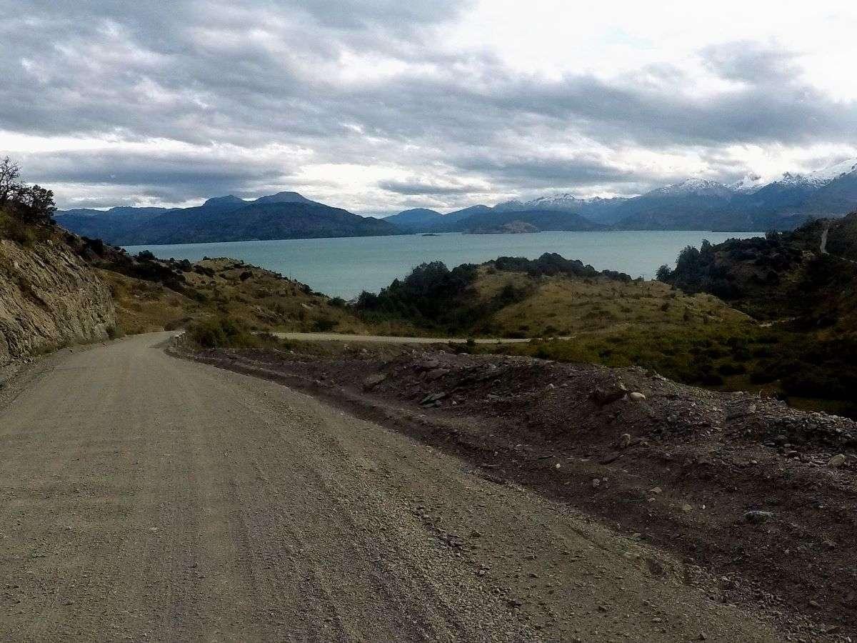 Carretera Austral Lago General Carrera