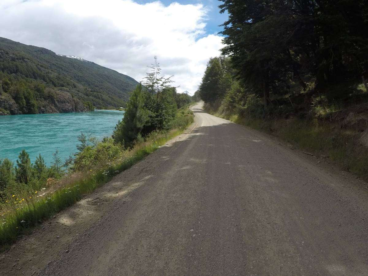 Carretera Austral Rio Baker