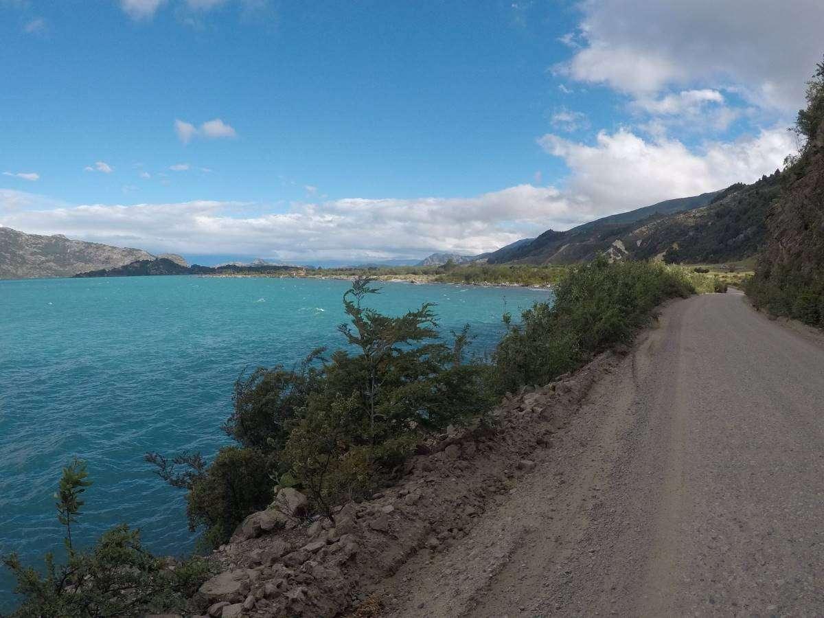 Carretera Austral dopo Puerto Rio Tranquilo