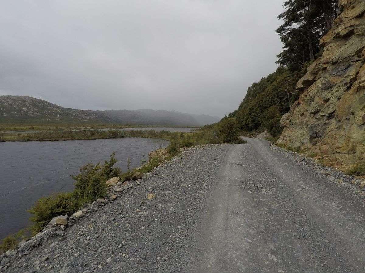 Carretera Austral primo giorno