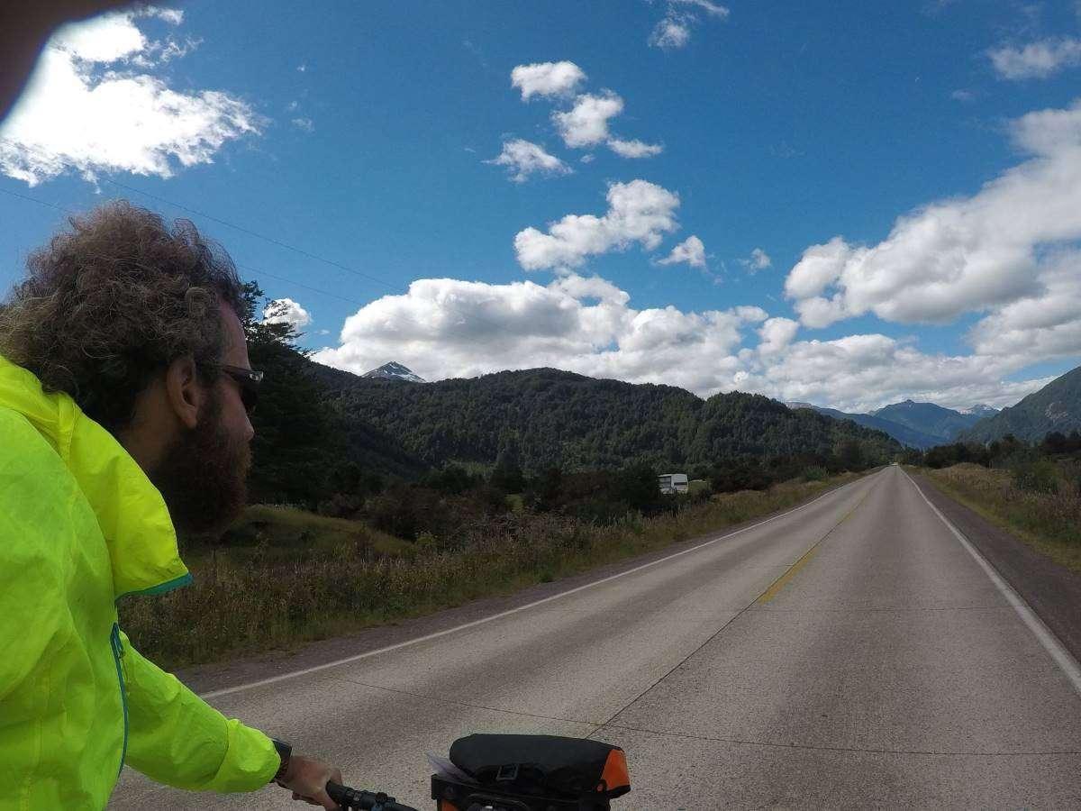 Carretera Austral pedalando