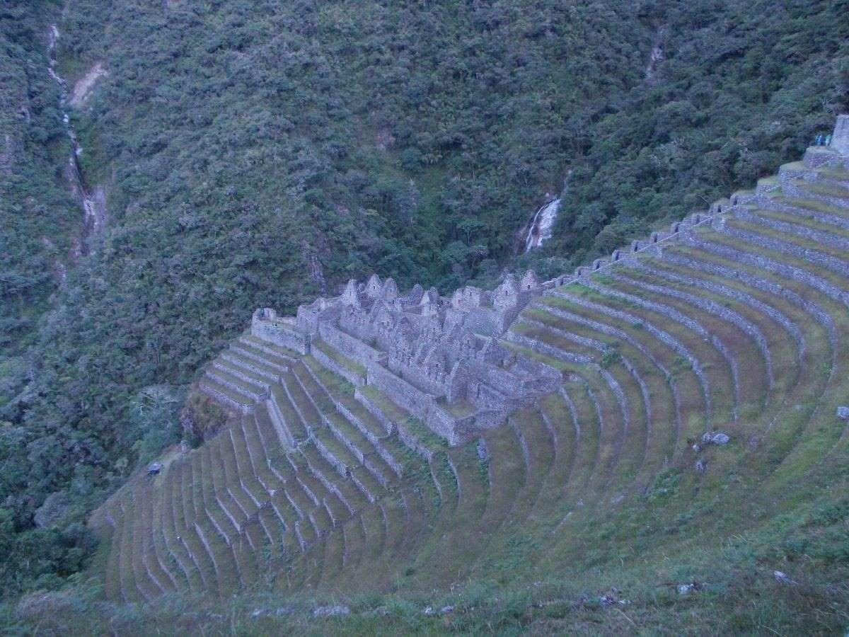 Inca Trail Winay Wayna