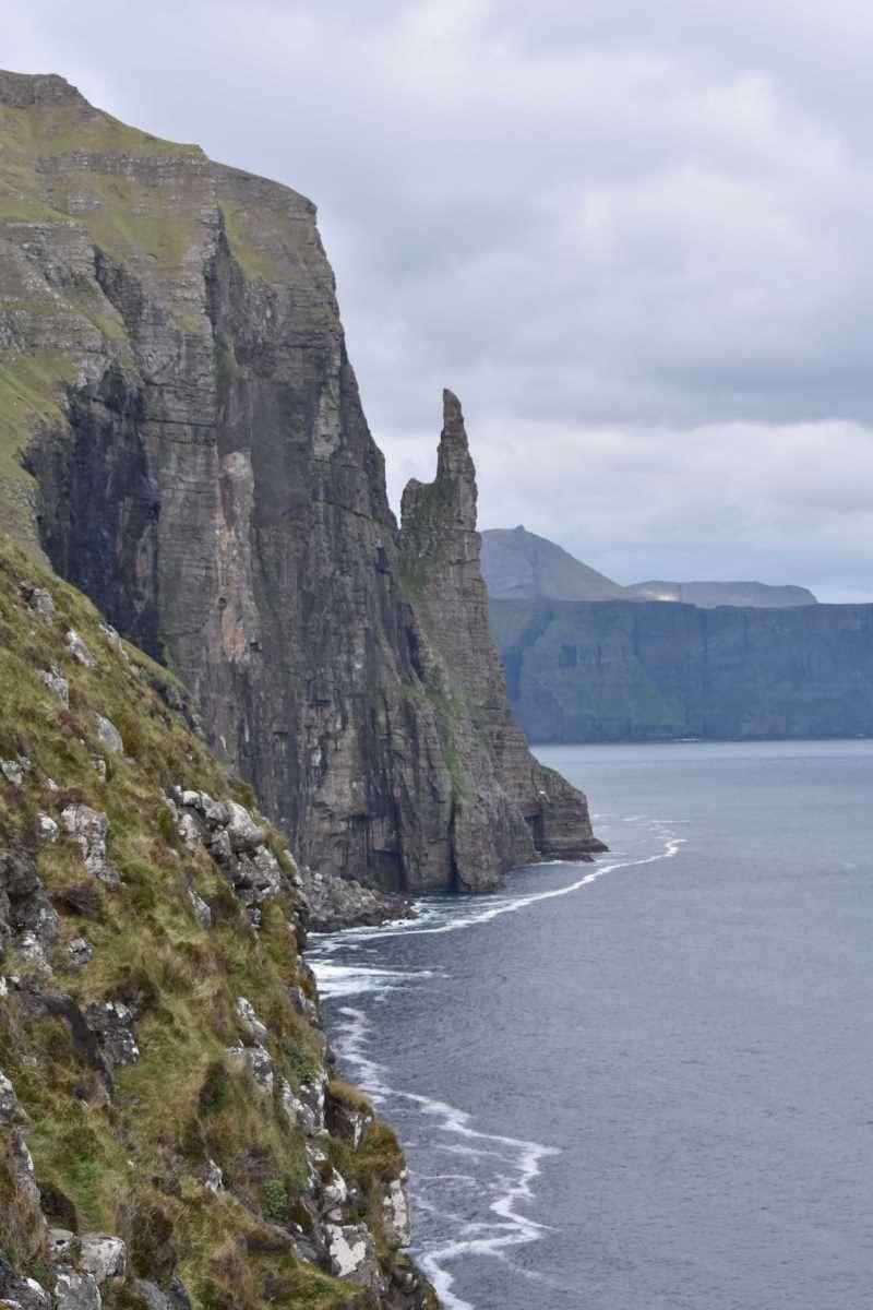 Isole Faroe Trollkonunfingur