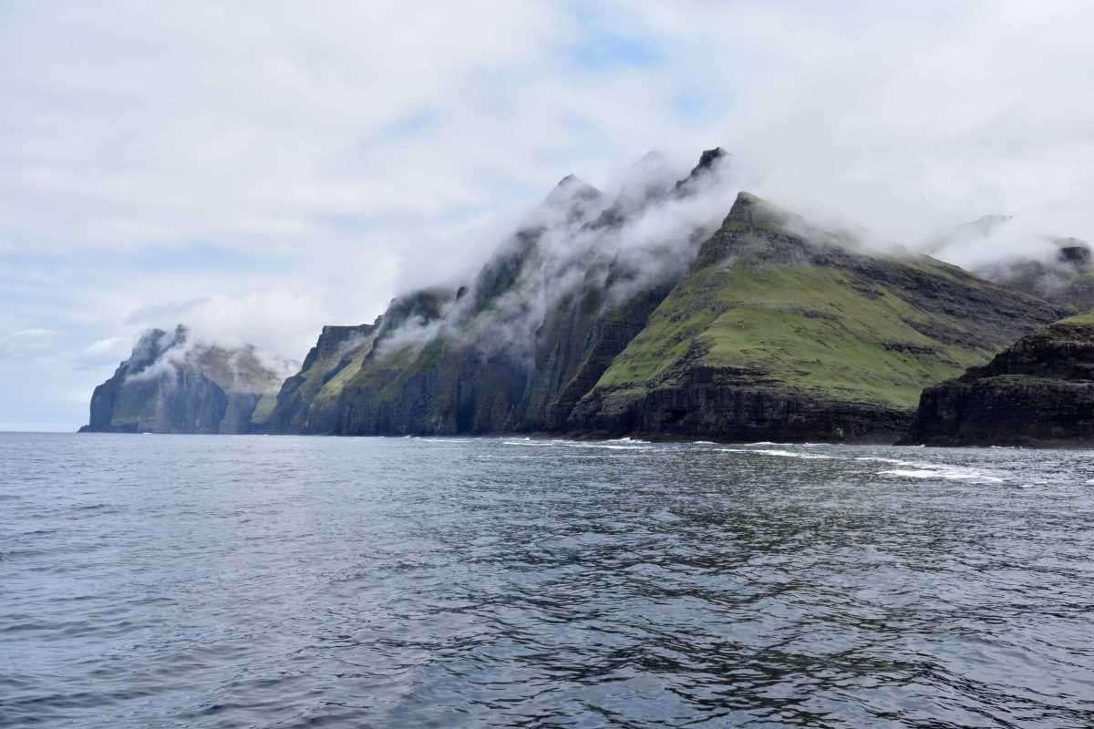 Isole Faroe Vestmanna