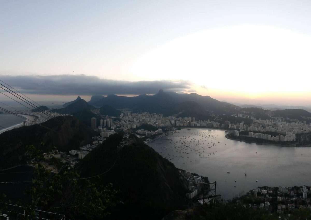 Rio de Janeiro Pao de Azucar