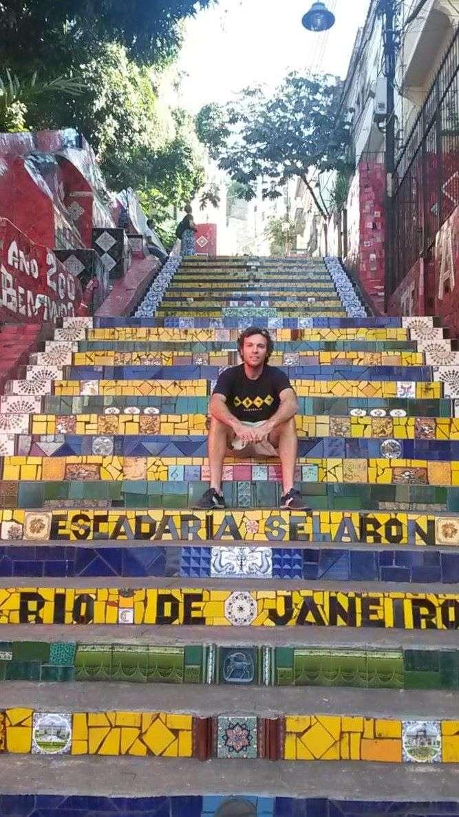 Rio de Janeiro Selaron