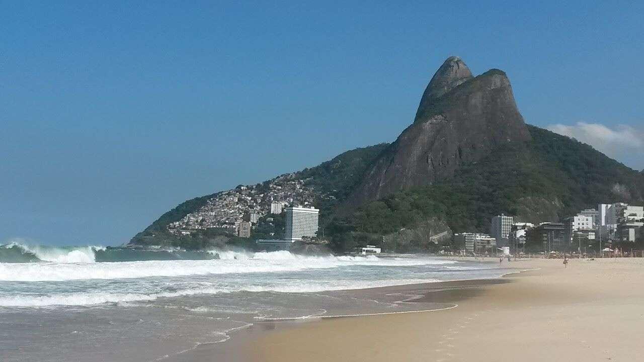 Rio de Janeiro Vidigal da Ipanema