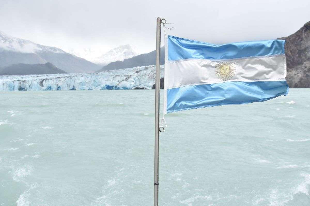 Viaggio in Argentina Glaciar Viedma