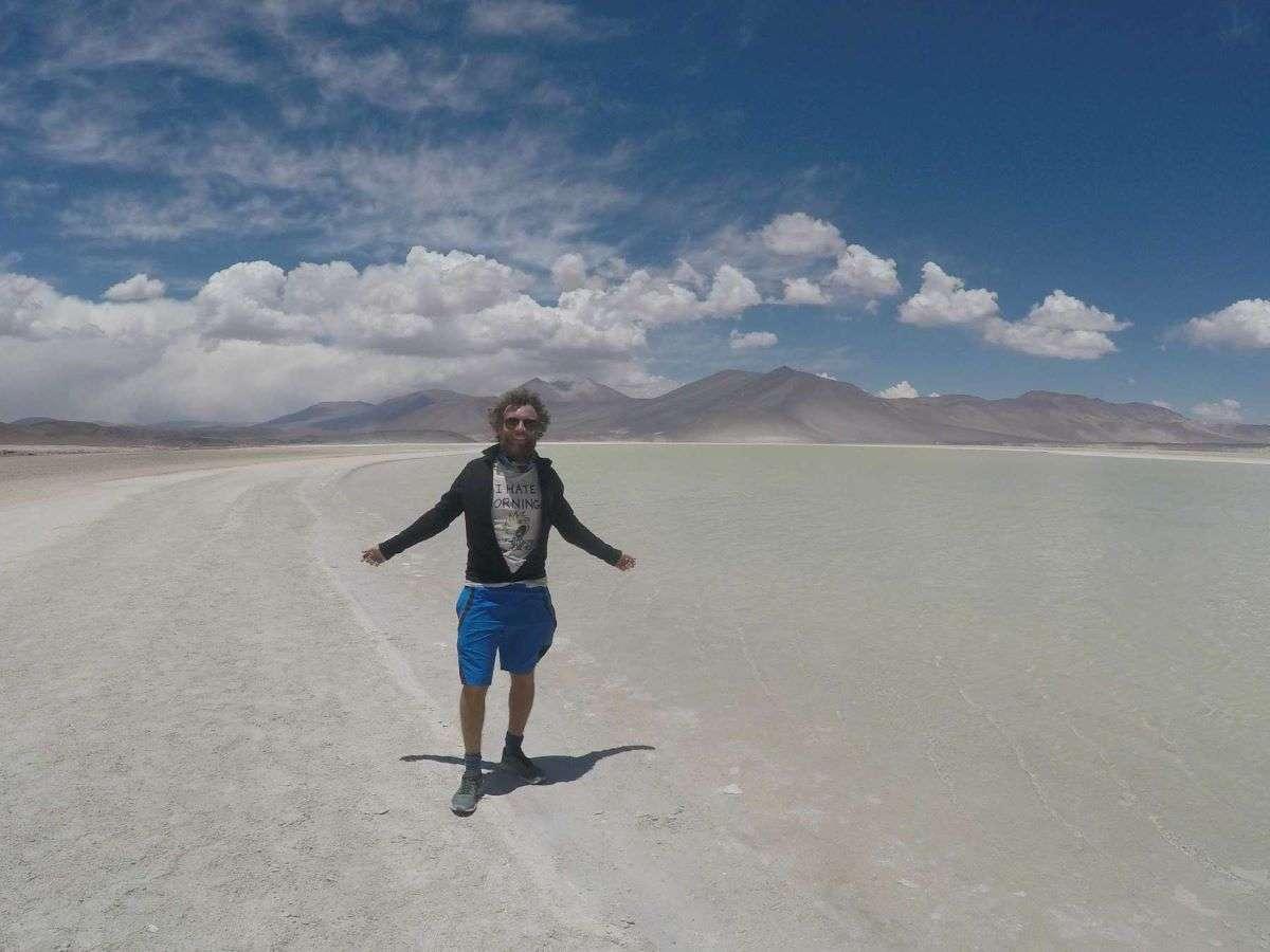 Viaggio in Cile Piedras Rojas