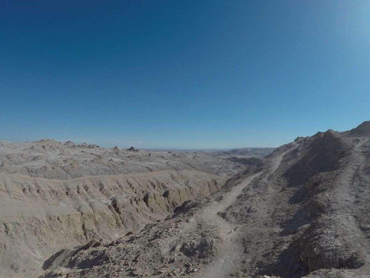Viaggio in Cile Valle de la Luna
