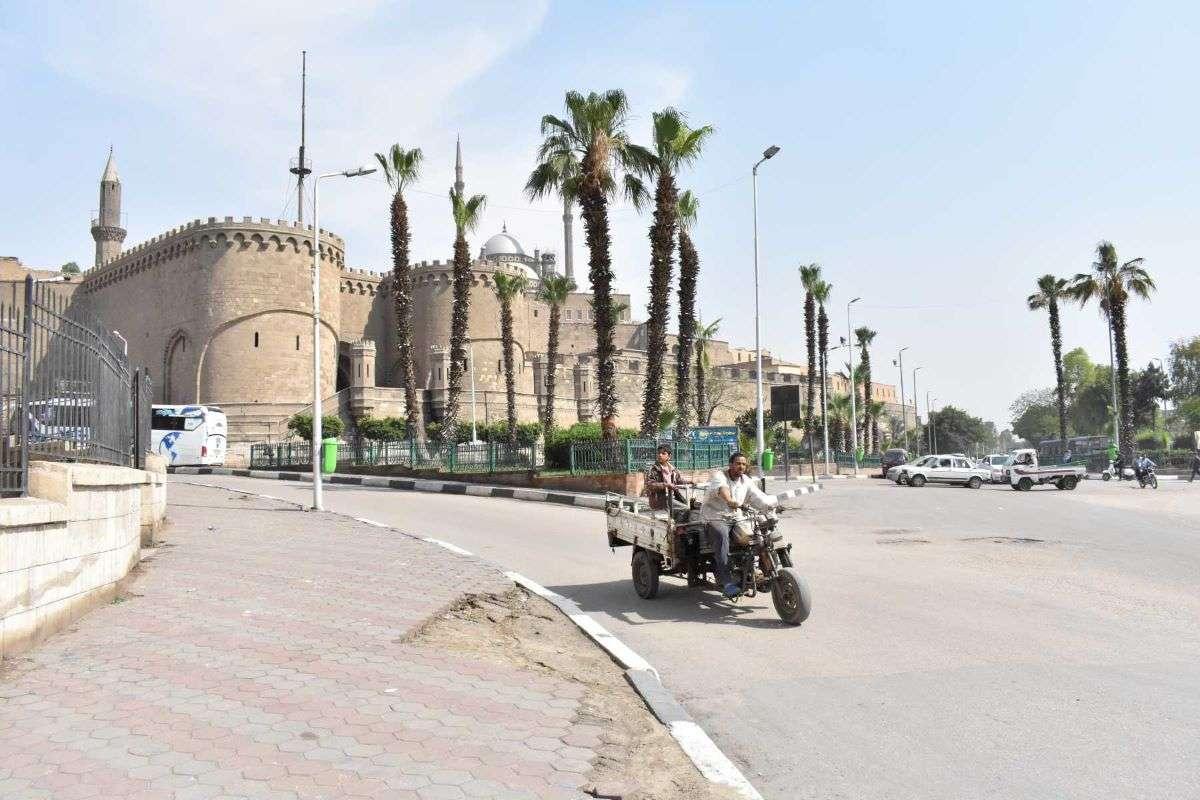 Viaggio in Egitto Cittadella Cairo