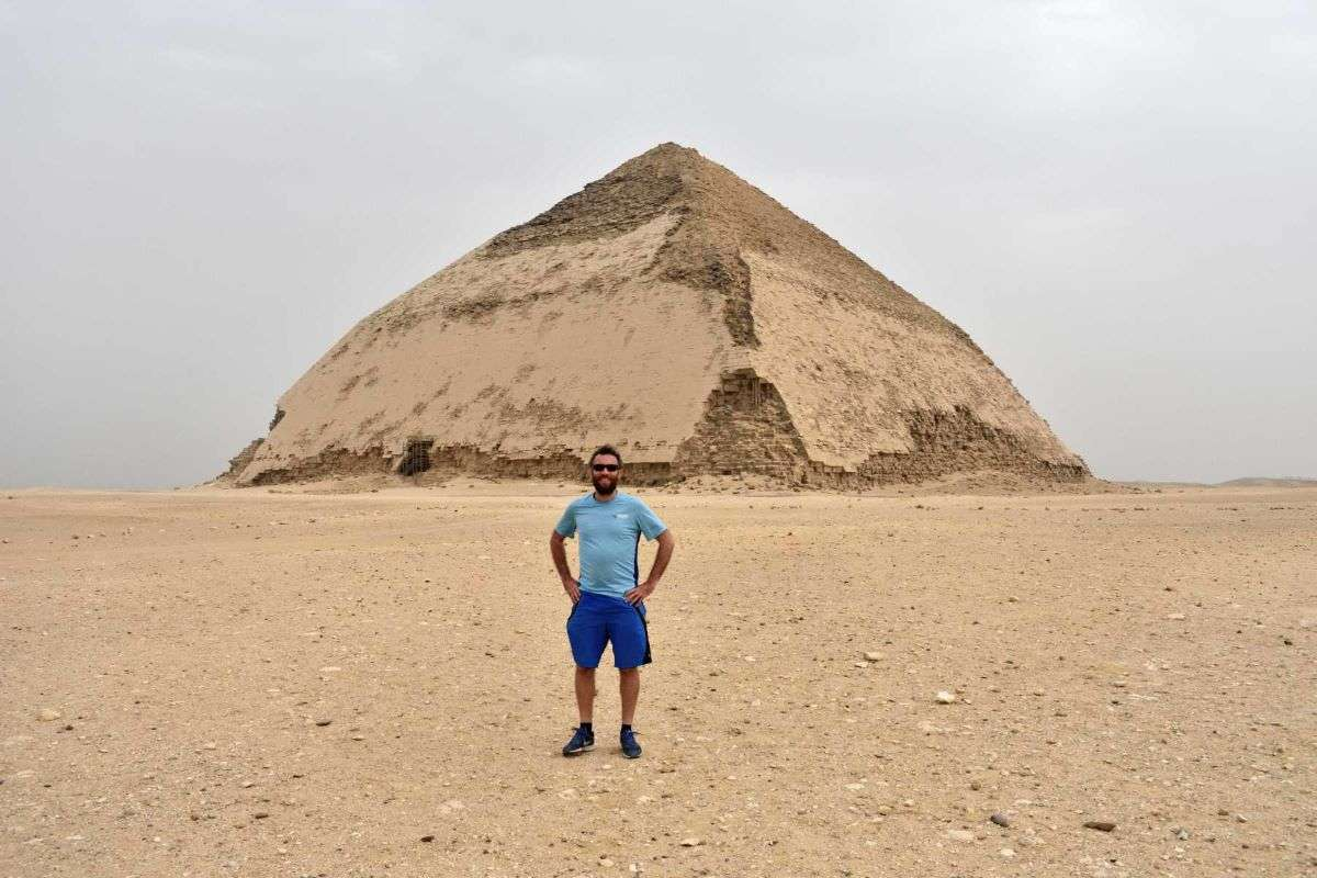 Viaggio in Egitto Dahshur
