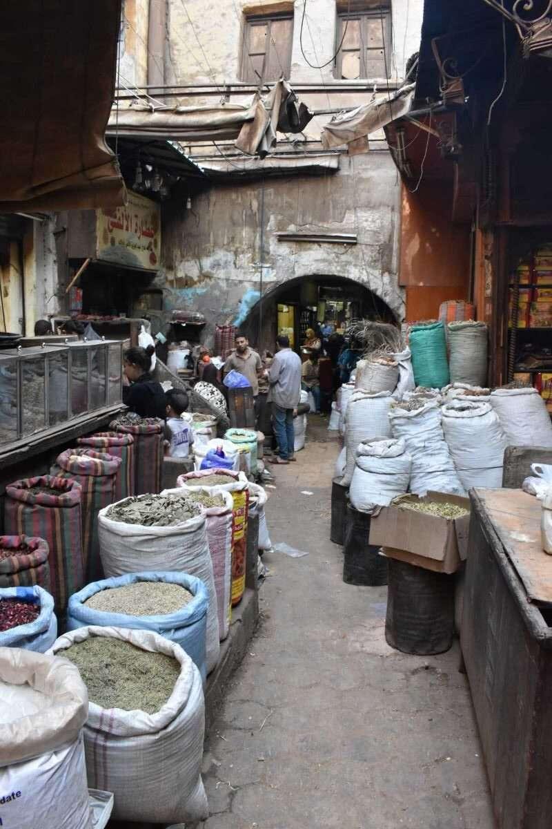 Viaggio in Egitto Mercato Khan el Khalili