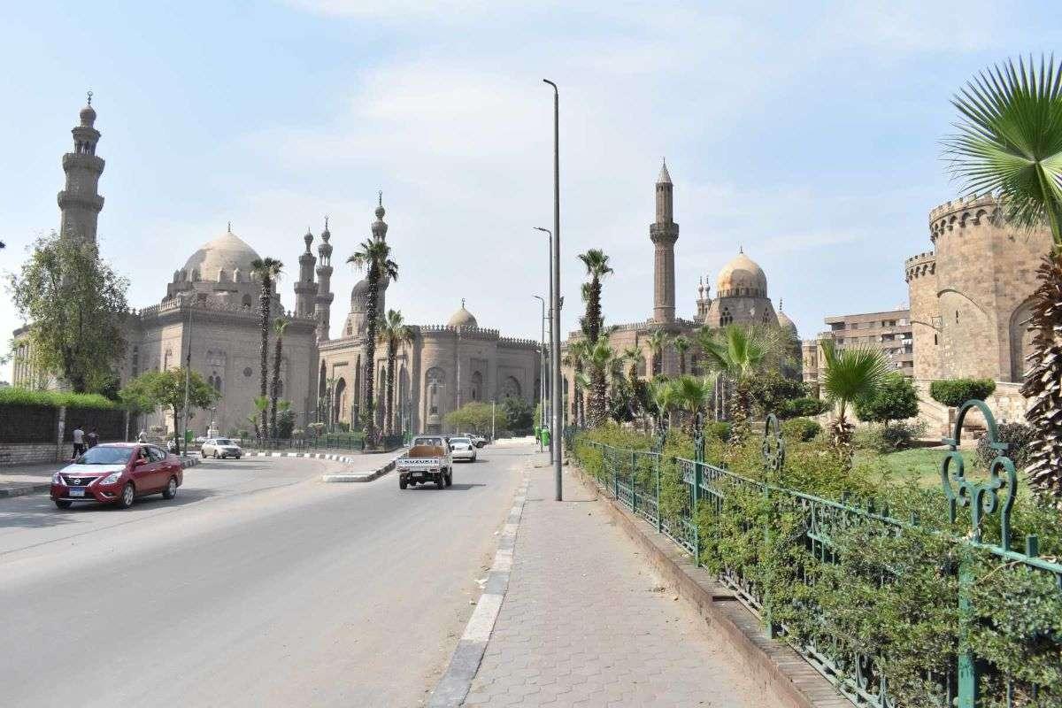 Viaggio in Egitto Moschea Sultano Hassan