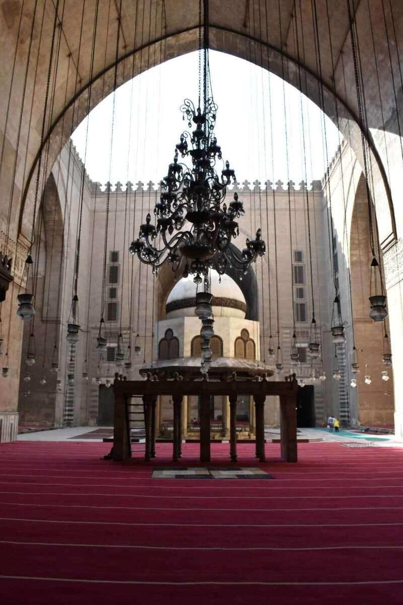Viaggio in Egitto Moschea Sultano Hassan 2
