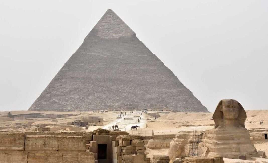 Viaggio in Egitto Piramide e Sfinge