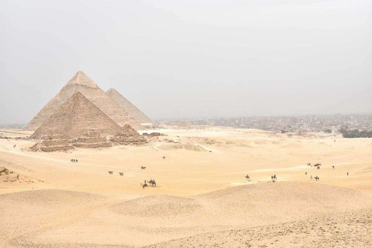 Viaggio in Egitto Piramidi