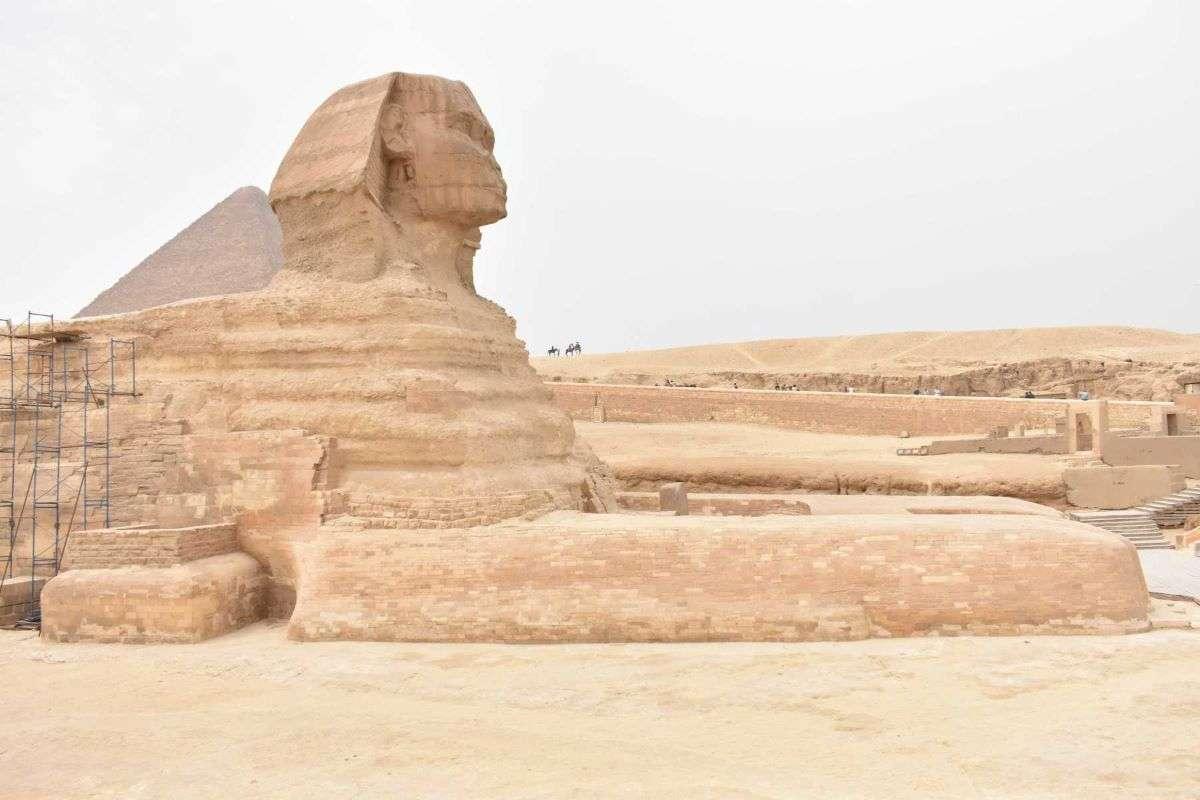 Viaggio in Egitto Sfinge