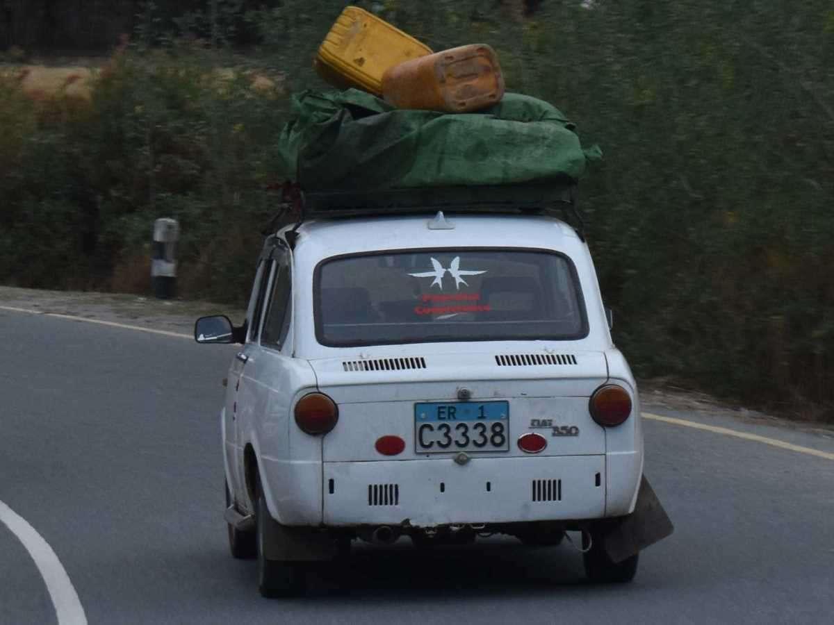 Viaggio in Etiopia Abuna Yemata Guh