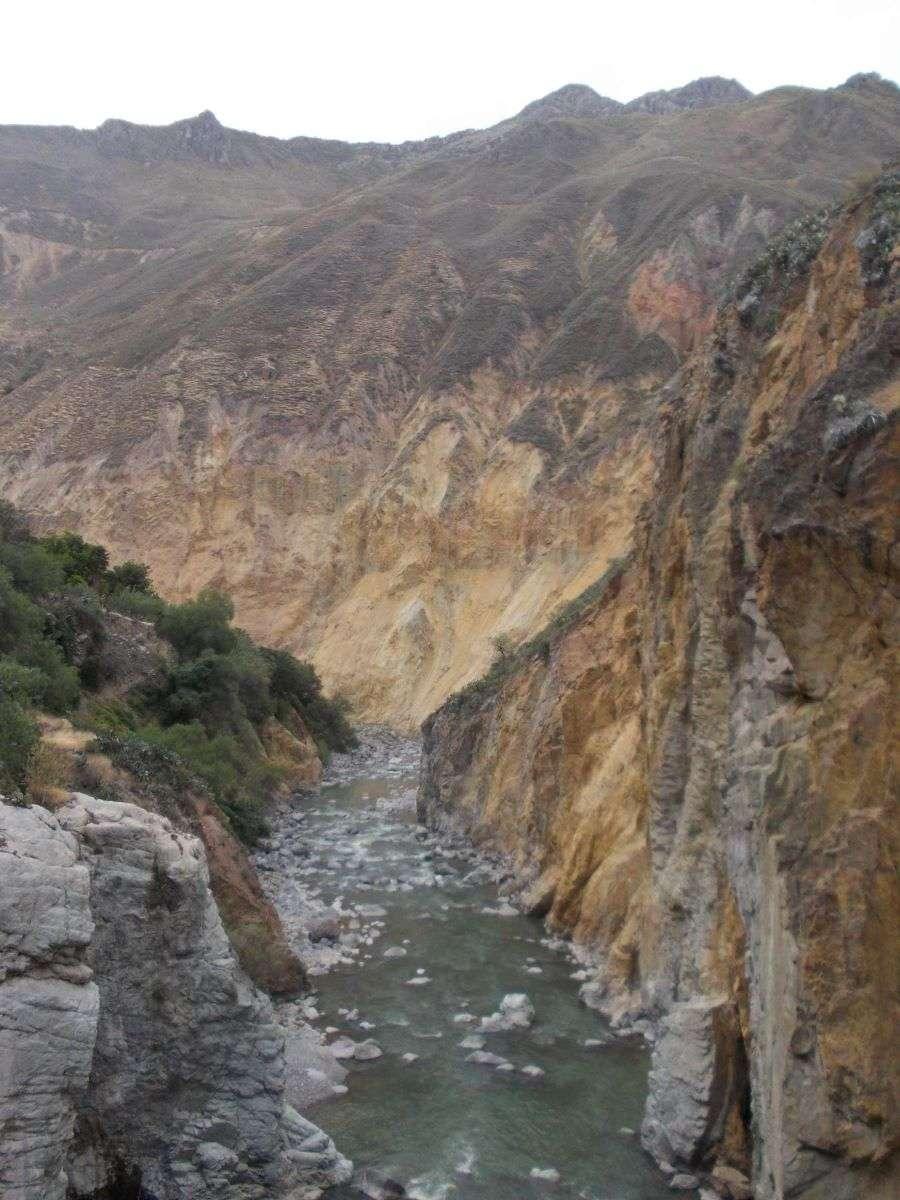 Viaggio in Peru Colca Canyon