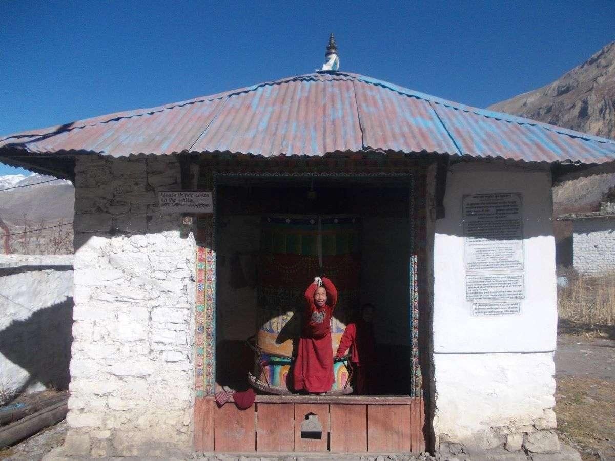Annapurna Circuit Muktinath