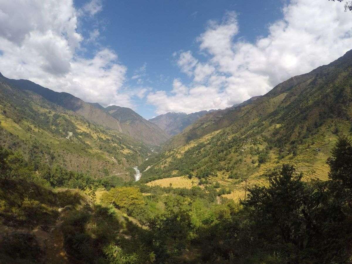 Annapurna Circuit risaie