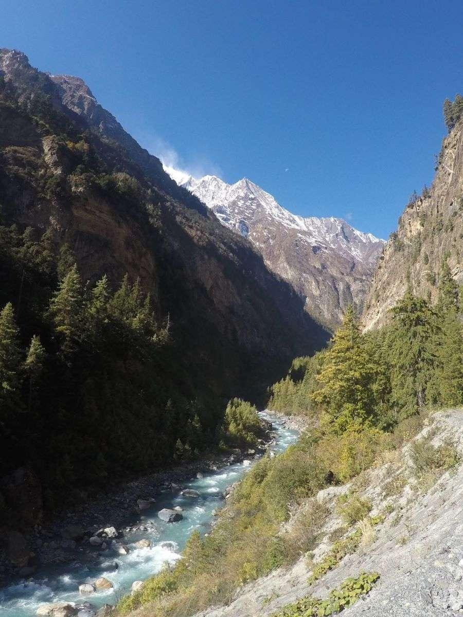 Annapurna Circuit verso Chame