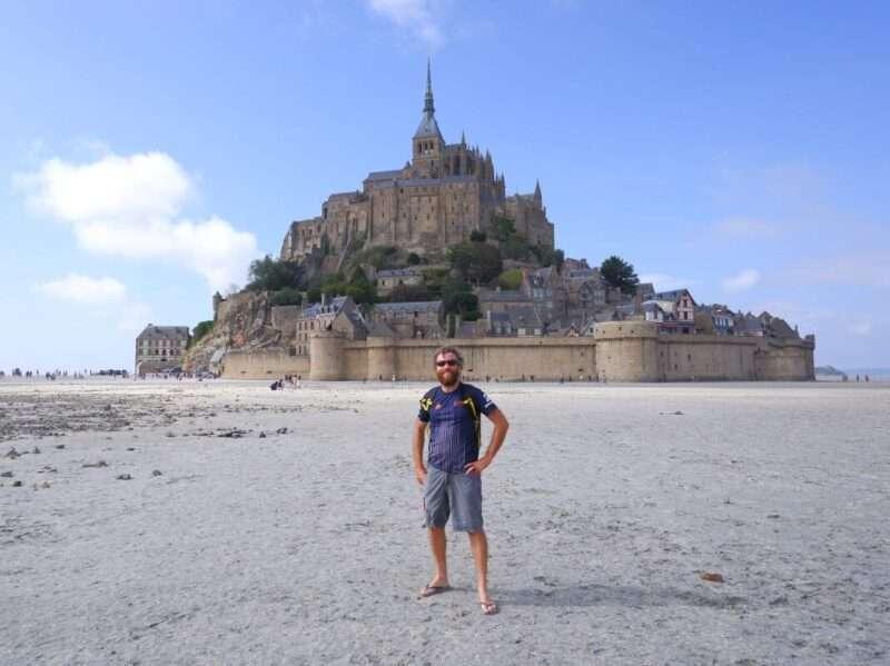 Bretagna e Normandia Mont St Michel
