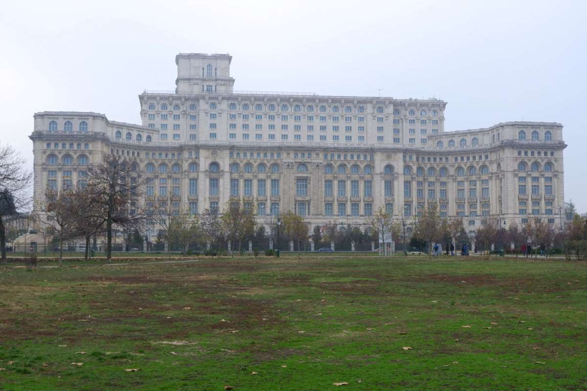 Bucarest Parlamento