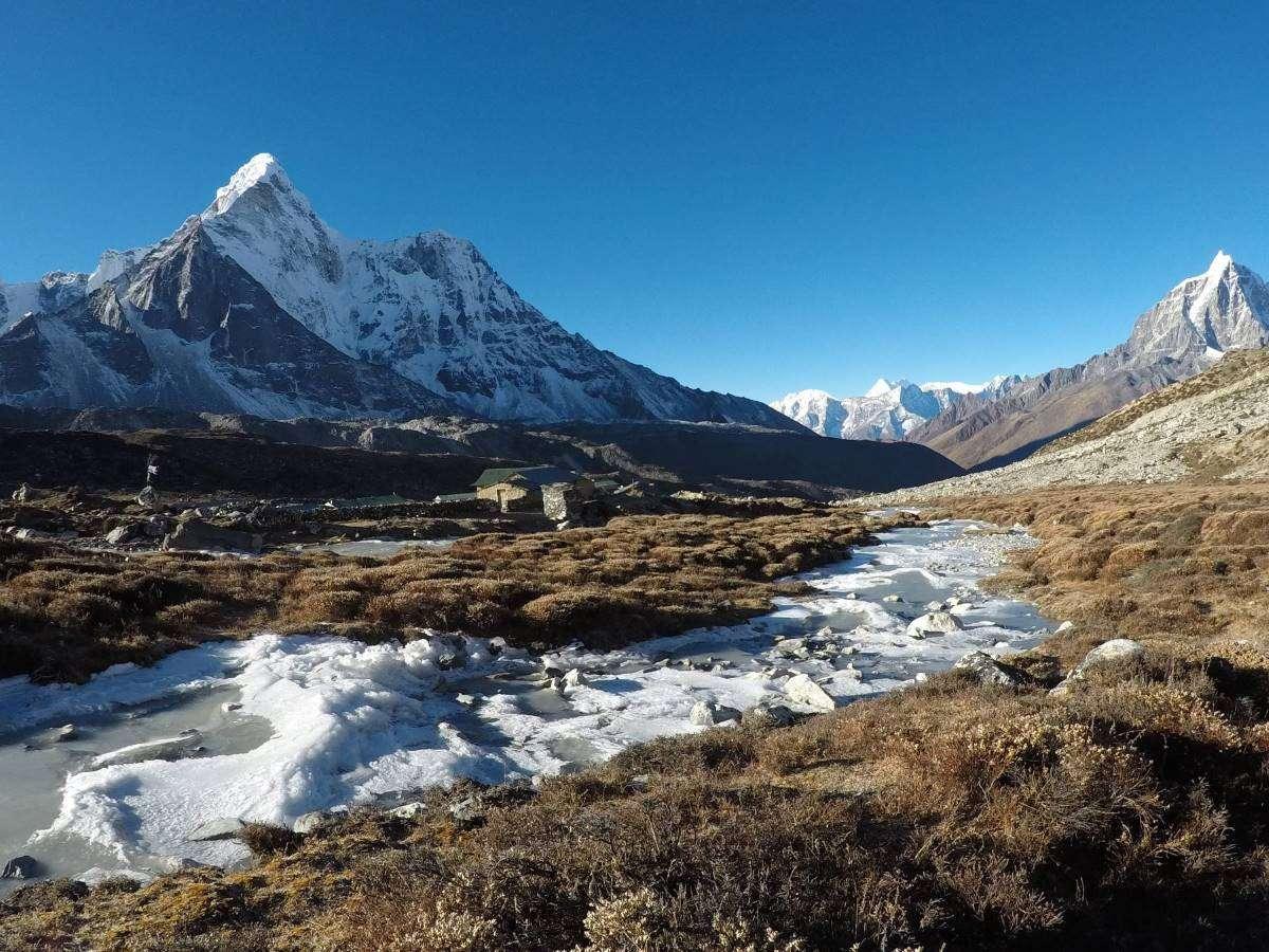 Chukkung verso Kongma La Pass