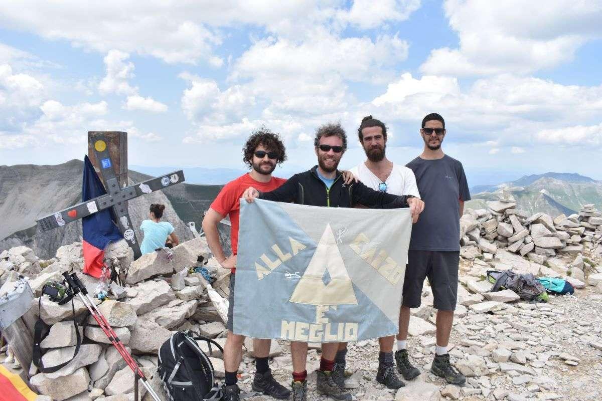 Cima del Monte Vettore