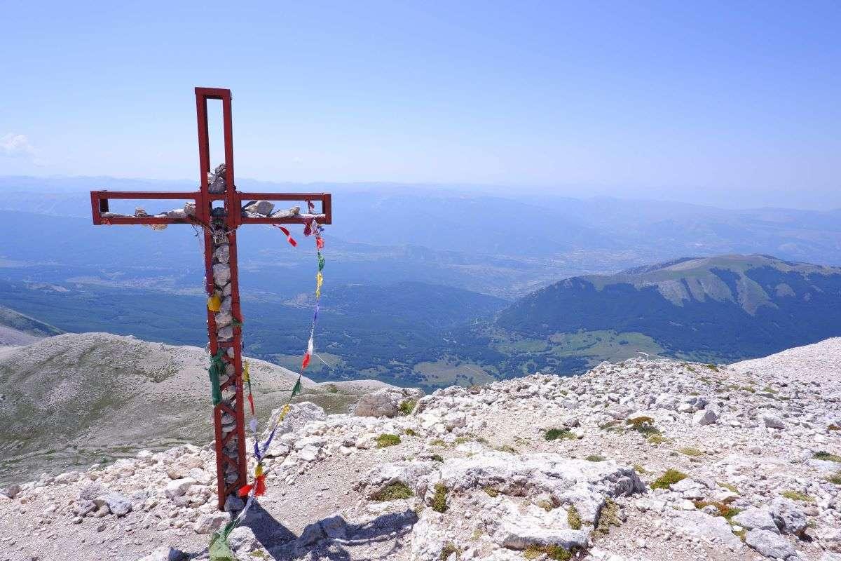 Croce sul Monte Amaro
