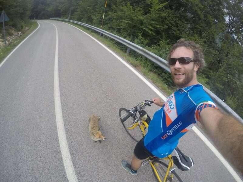 Io e volpe