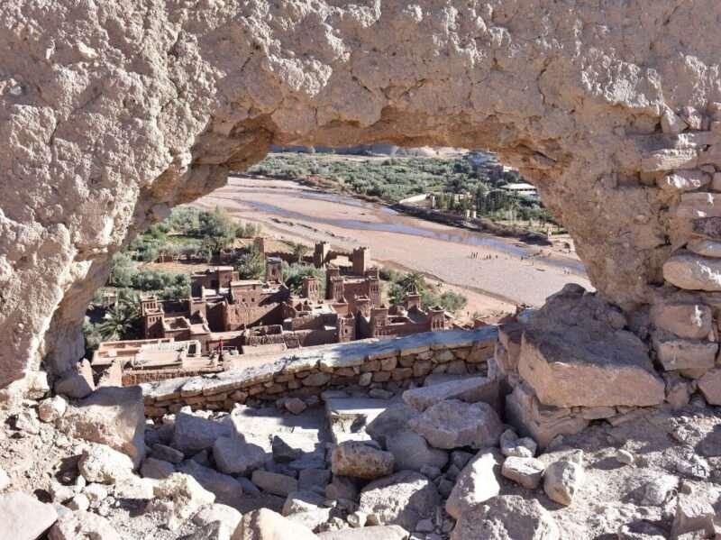 Kasbah Ait Ben Haddou vicino Marrakech