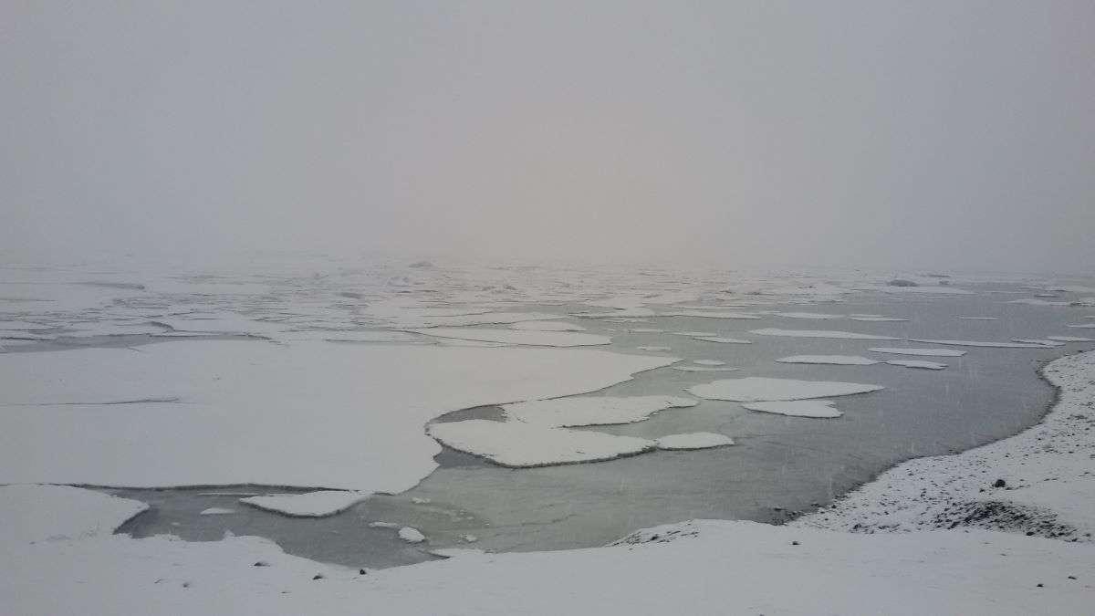 Laguna Jokulsarlon