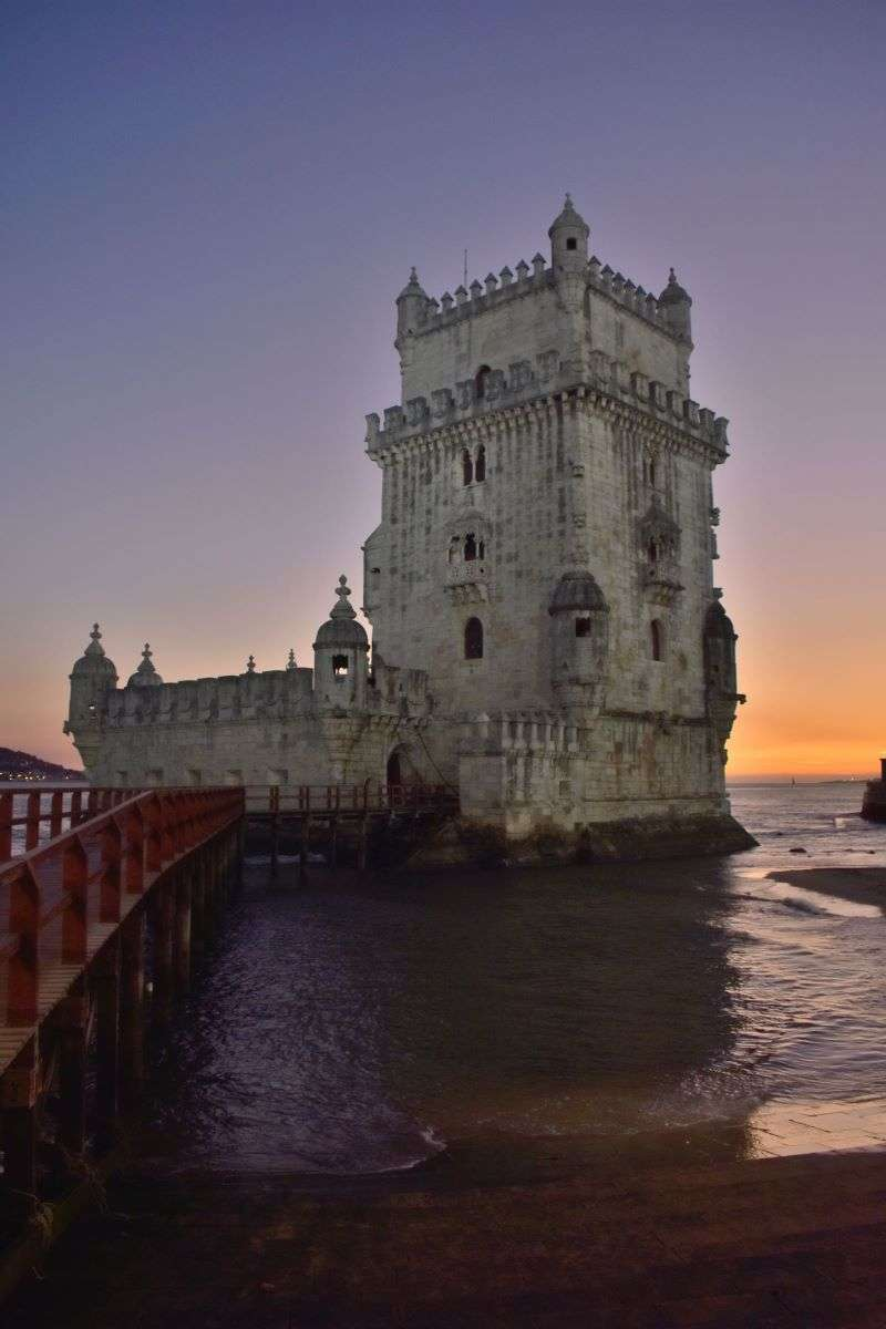 Lisbona Belem