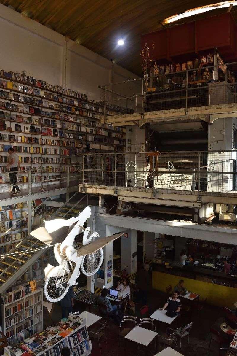 Lisbona Livraria Ler Devagar