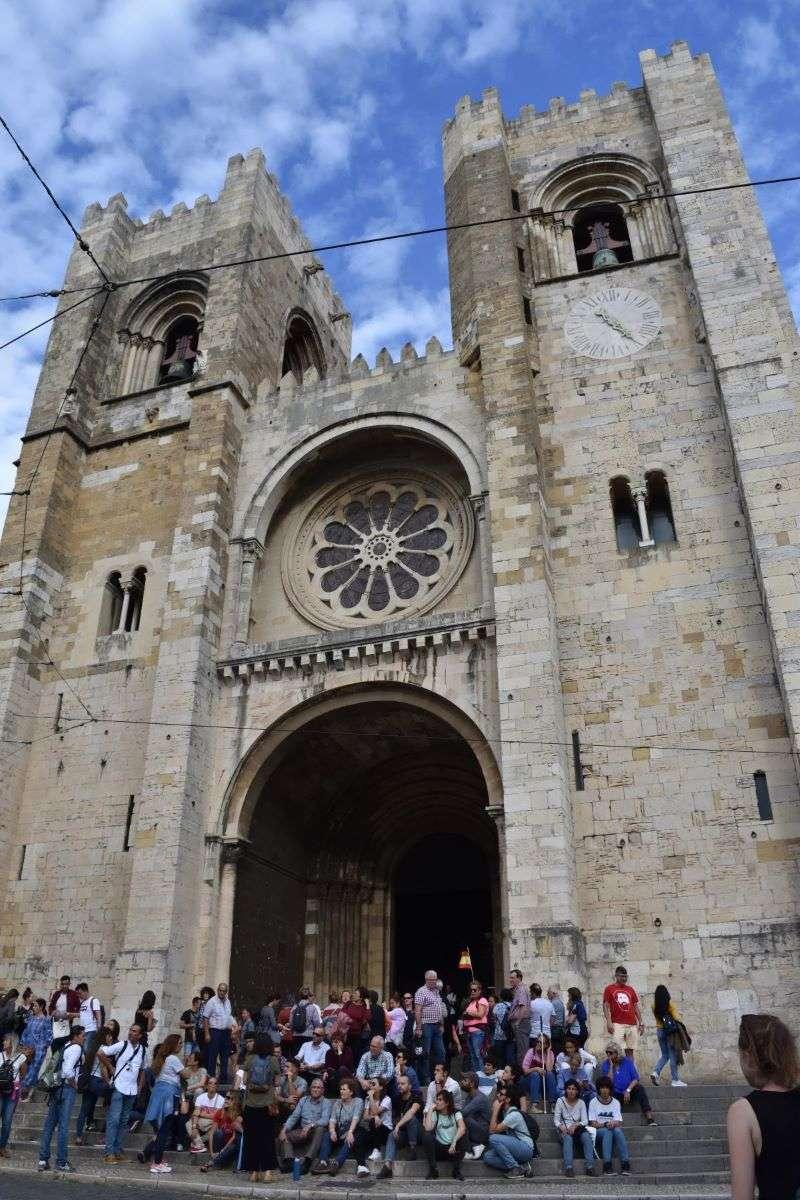 Lisbona Se de Lisboa