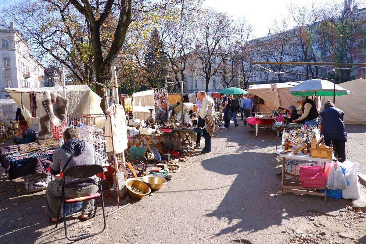 Mercato Lviv