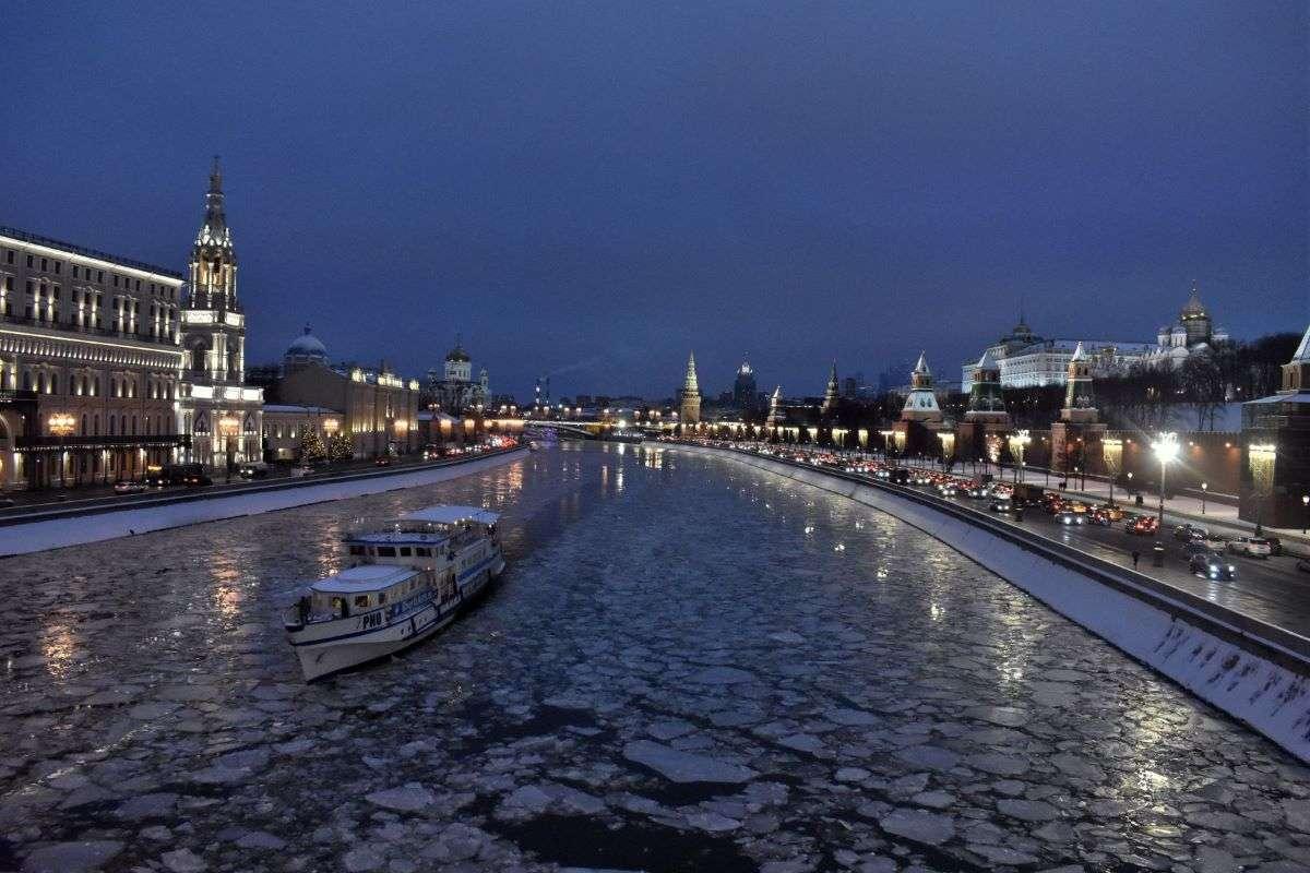 Mosca Moskovertskij Most