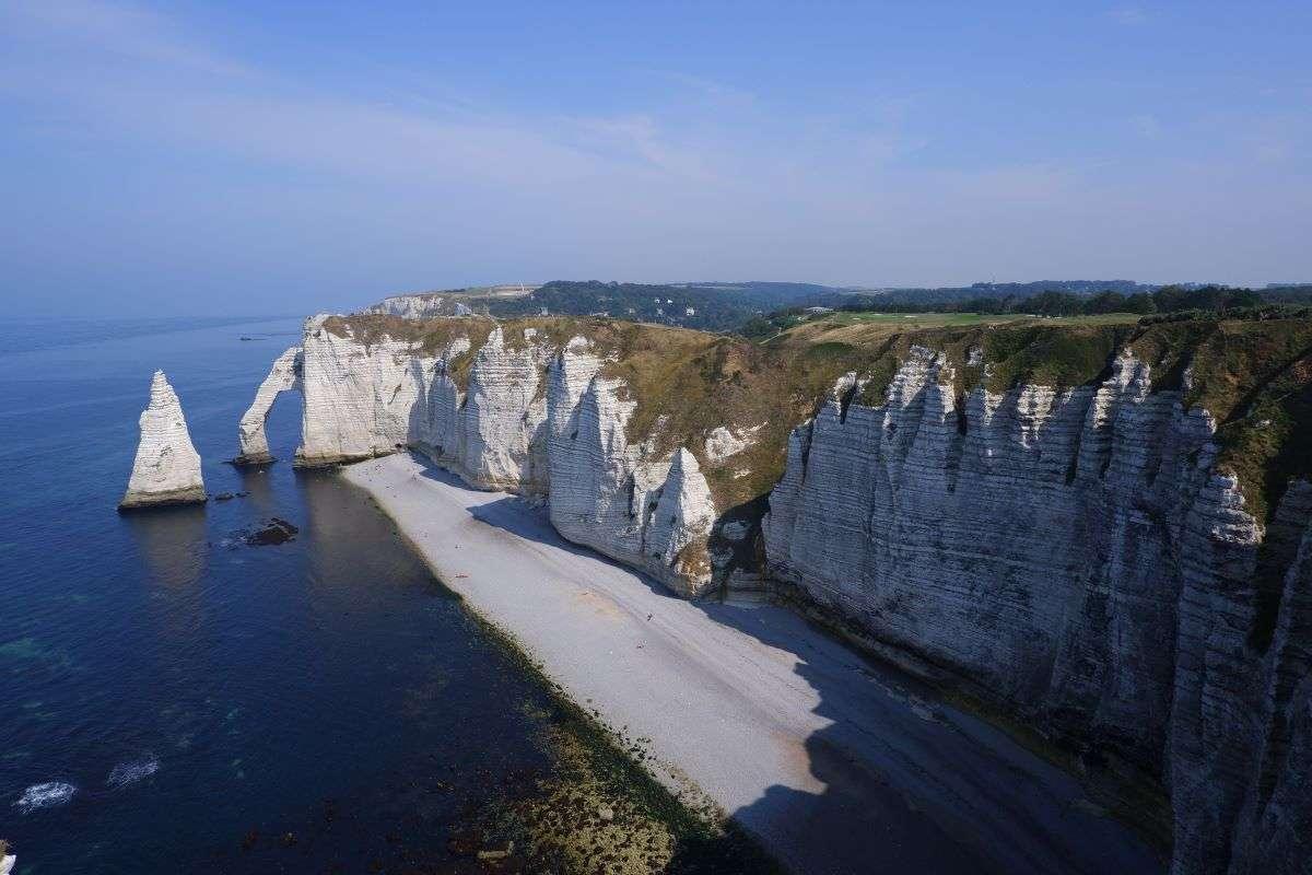 Normandia Etretat