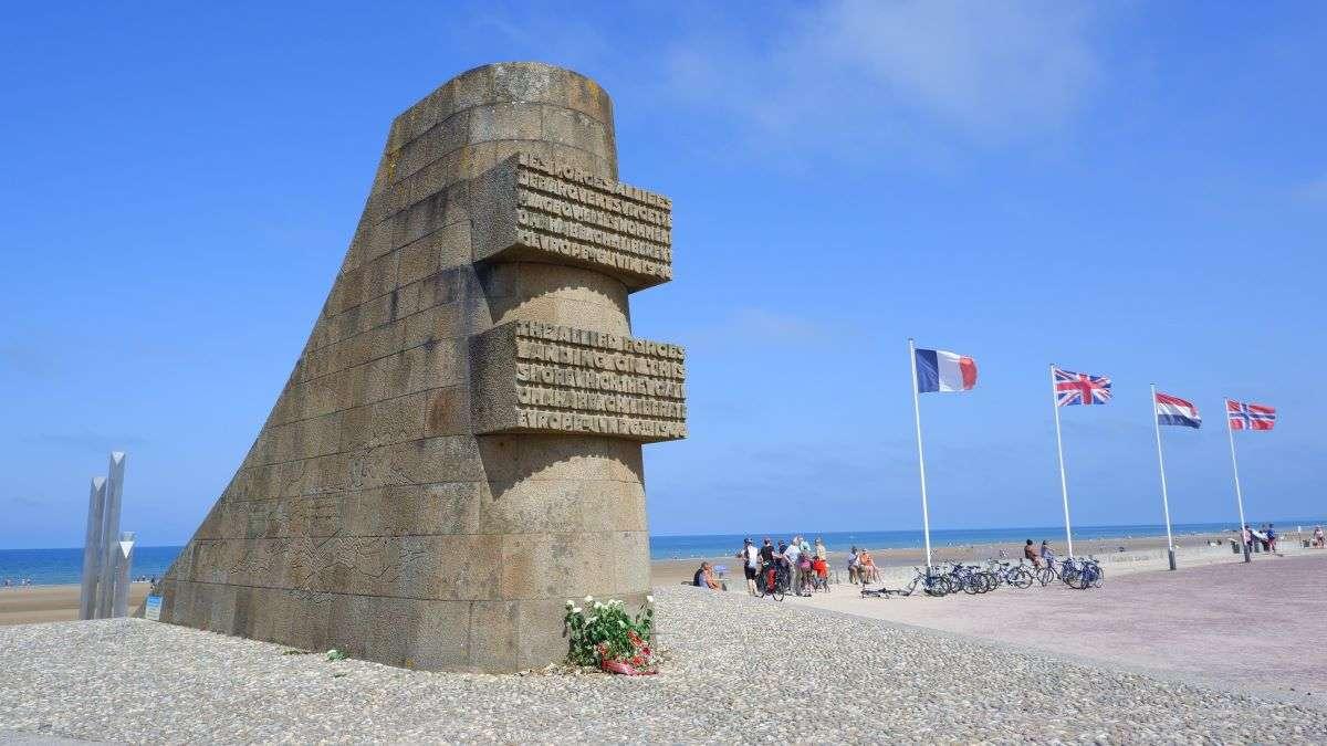 Normandia Omaha Beach