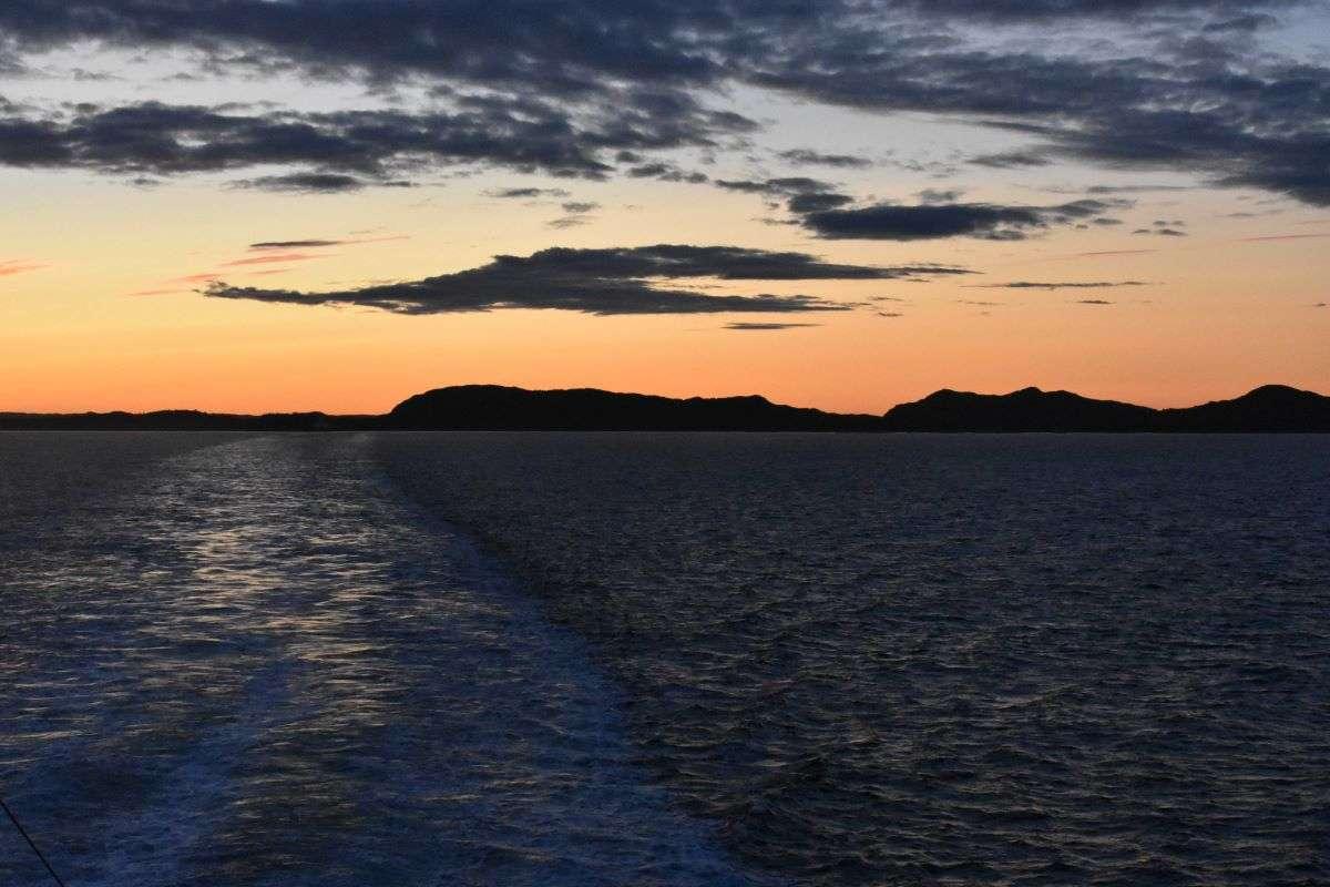 Norvegia Meridionale verso Stavanger