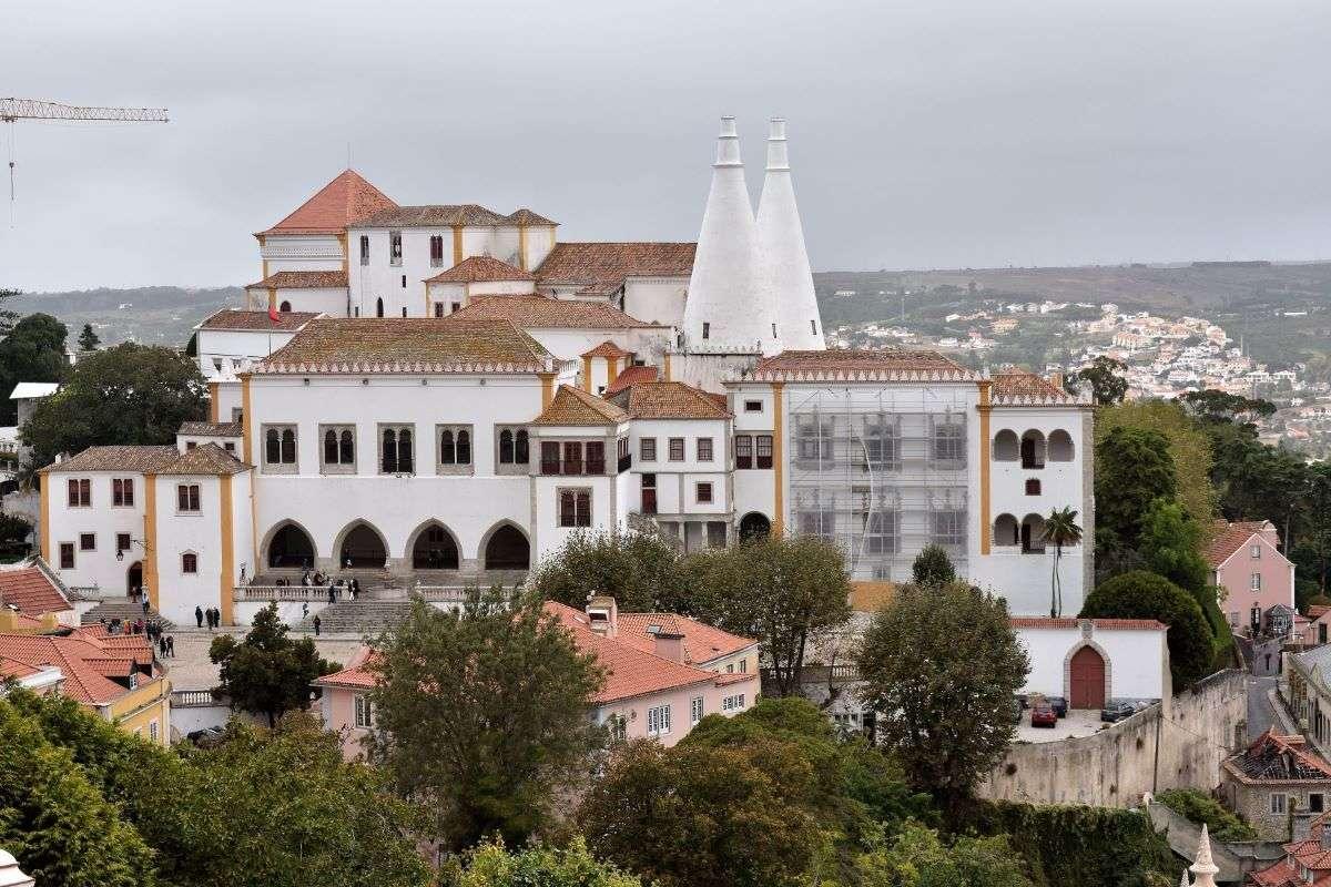 Panorama su Sintra