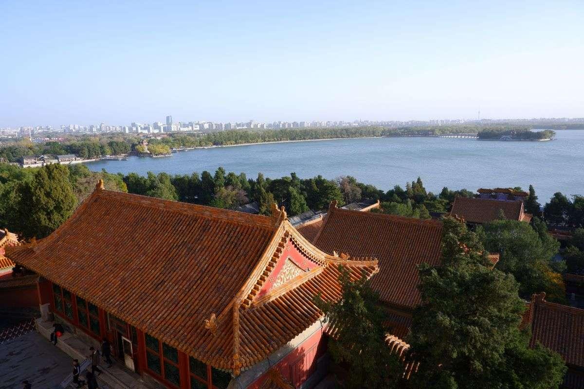 Pechino da Summer Palace