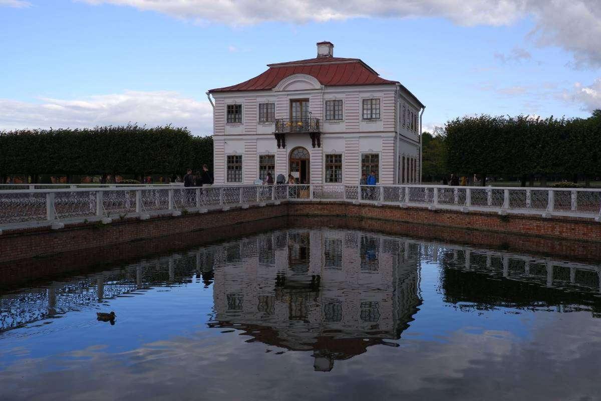 Peterhof Manly Palace