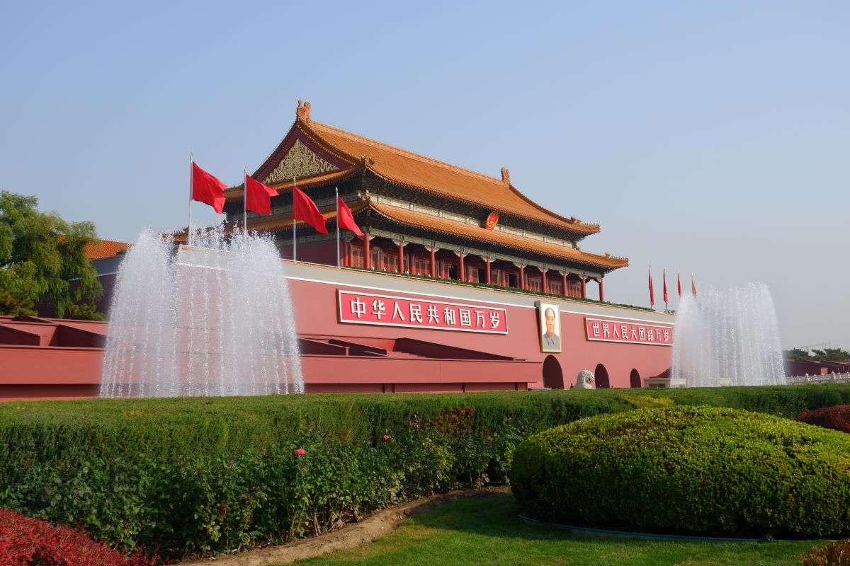 Piazza Tienanmen