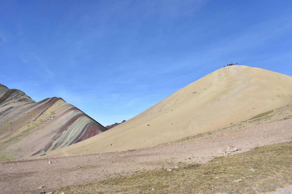 Rainbow Mountain e punto panoramico